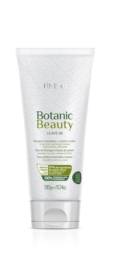 Leave-in Hidratante Botanic Beauty Floral 180g