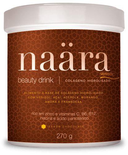 Naara Skin Care Drink - Sabor Chocolate - 270grs.