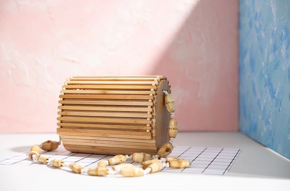 Bolsa Cult Woods Love Shoulder - Ecológica