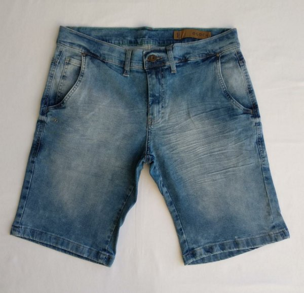 Bermuda Jeans Ogochi Destroyed
