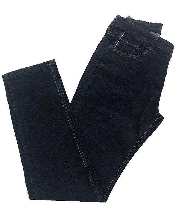 Calça Jeans Highstil Casual Lavagem Escura