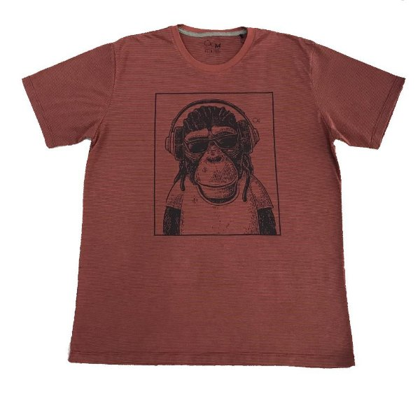 Camiseta Ogochi Cult Cool Ape