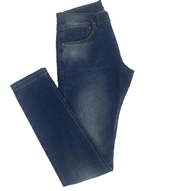 Calça Jeans Skinny Estonada Ogochi