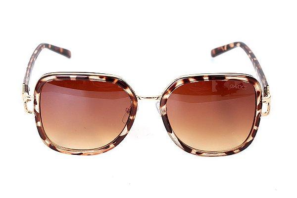 9c2db92b6 ÓCULOS DE SOL FEMININO 8813 ONÇA - ORIGINAL - OACCI - Eyewear ...