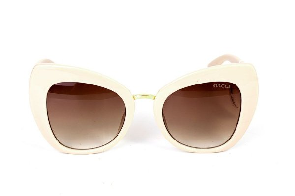 502437e11 ÓCULOS DE SOL FEMININO HP0007 CREME - ORIGINAL - OACCI - Eyewear ...
