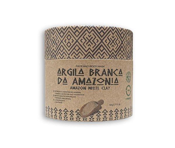 Argila Branca da Amazônia