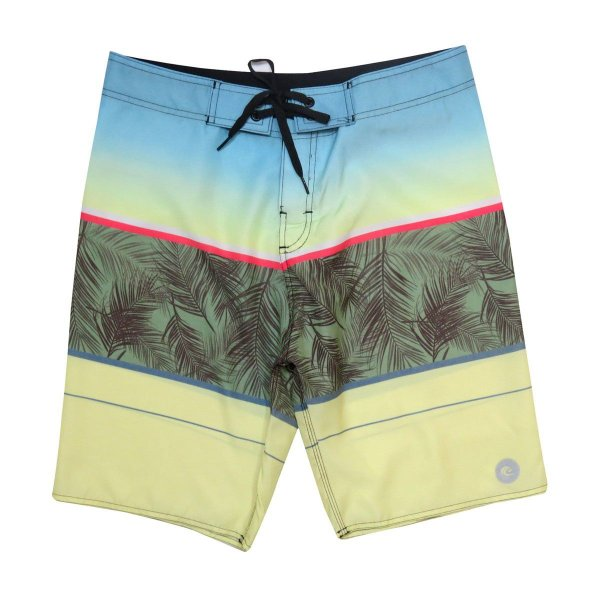 Bermuda Boardshort WSS Waves Palm Color 20