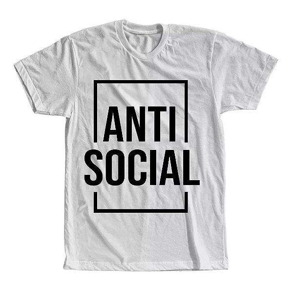 Camiseta Anti Social