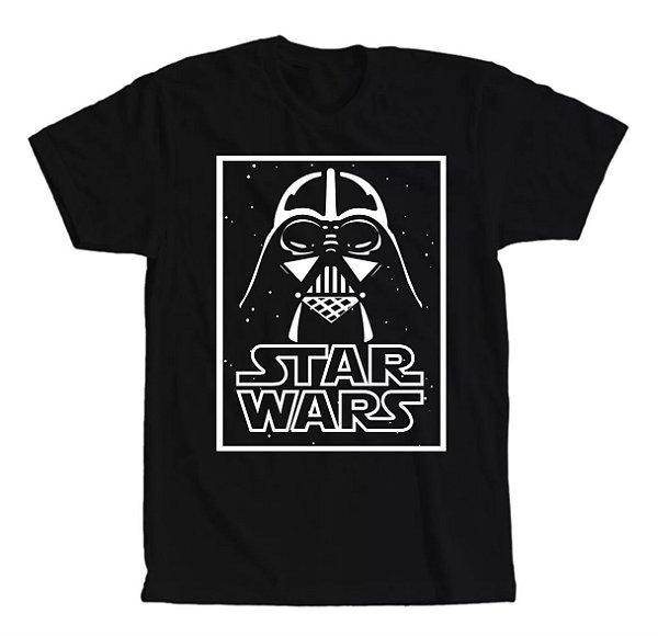 Camiseta Darth Vader Star Wars