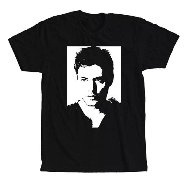 Camiseta Supernatural Dean Winchester