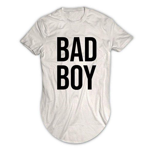 Camiseta Longline Bad Boy