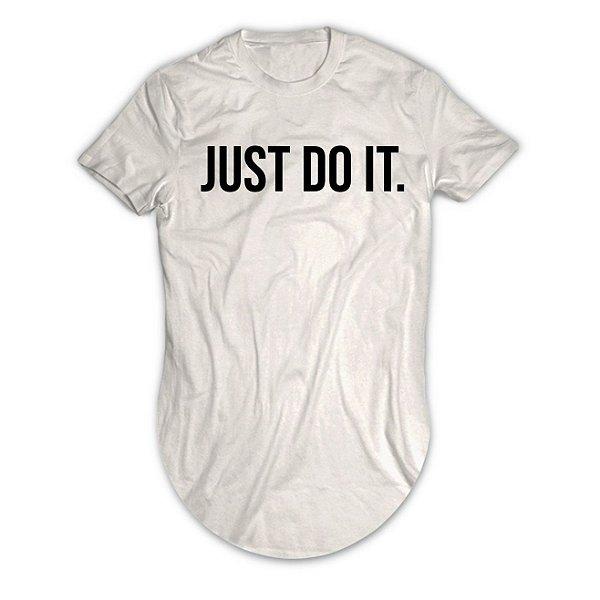 Camiseta Longline Just do It