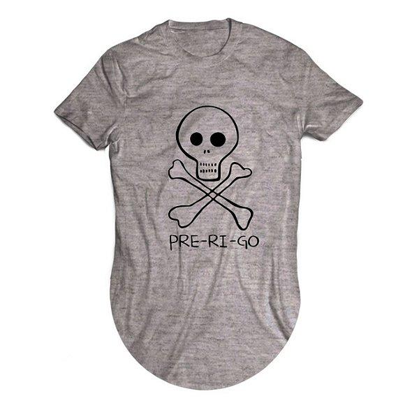 Camiseta Longline Pre - Ri - Go BREAKING BAD