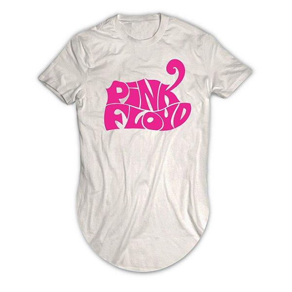 Camiseta Longline Pink Floyd