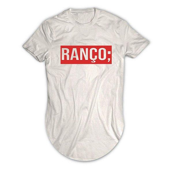 Camiseta Longline Ranço