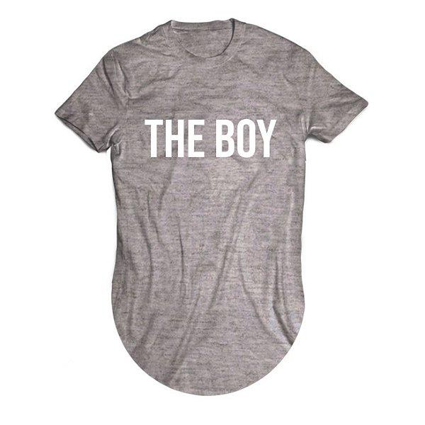 Camiseta Longline The Boy