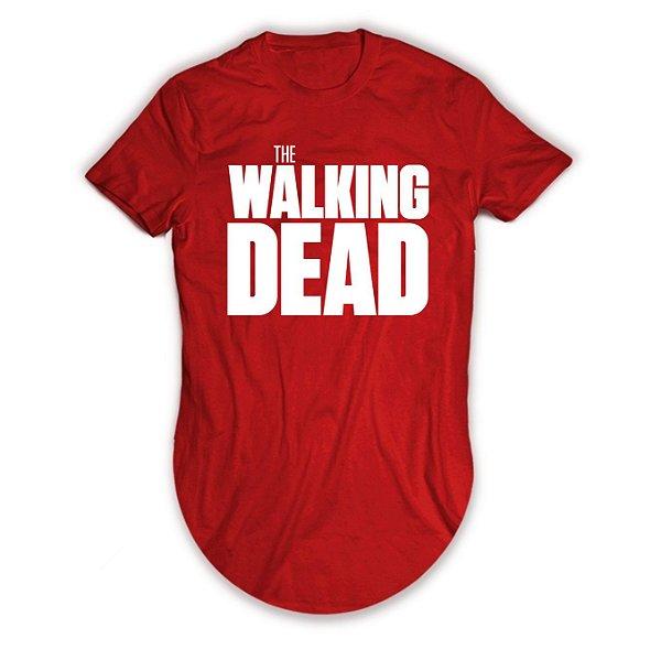 Camiseta Longline The Walking Dead