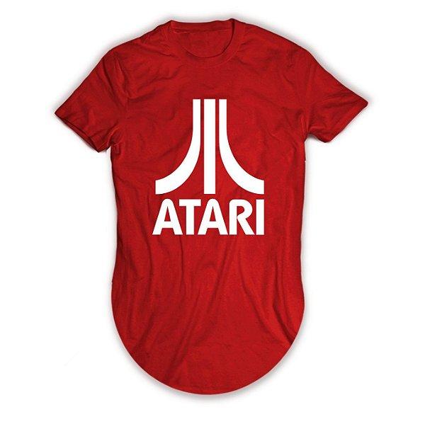 Camiseta Longline Atari