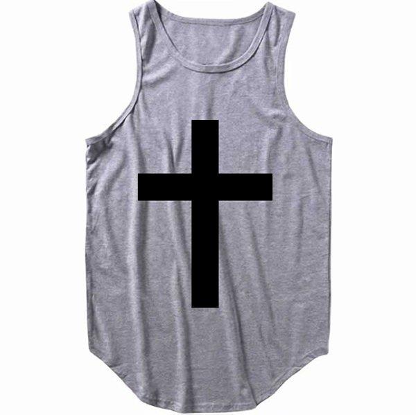 Regata Longline Cruz Cristã