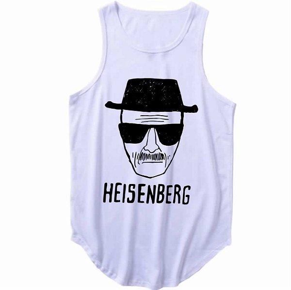 Regata Longline Heisenberg Breaking Bad