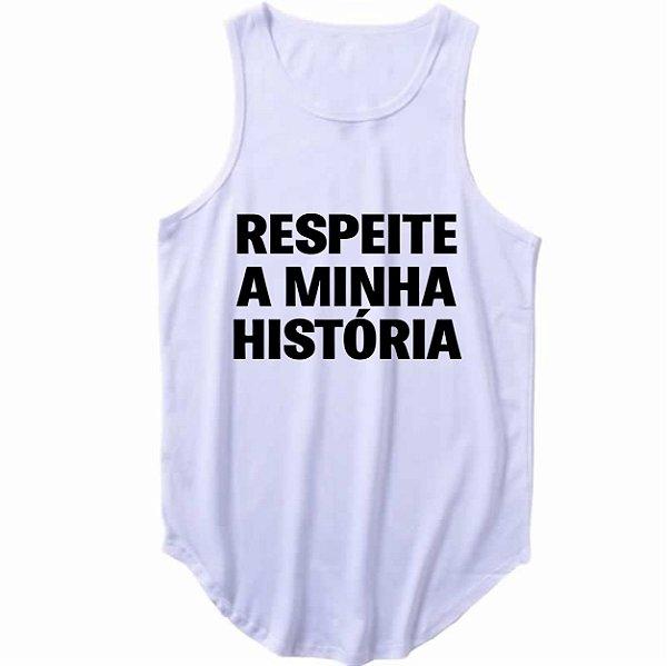 Regata Longline Respeite a Minha História