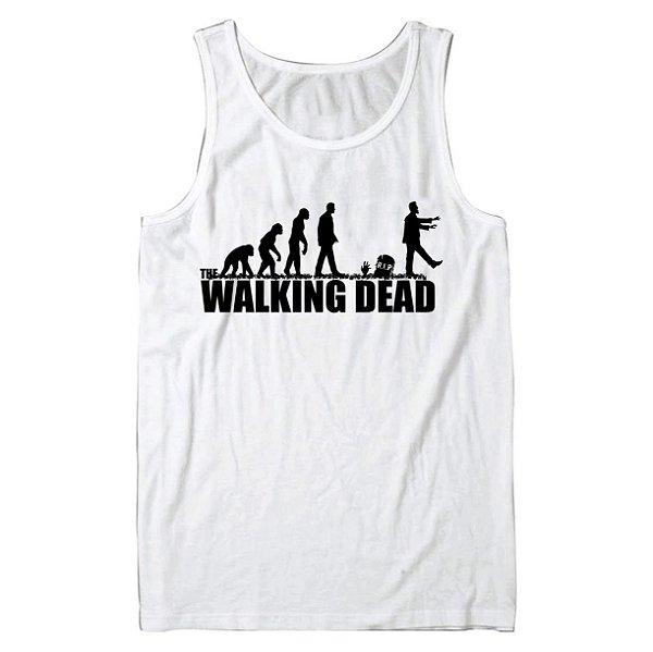 Regata Masculina The Walking Dead Evolução