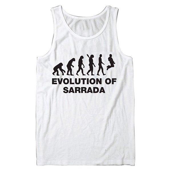 Regata Masculina Evolution Of Sarrara