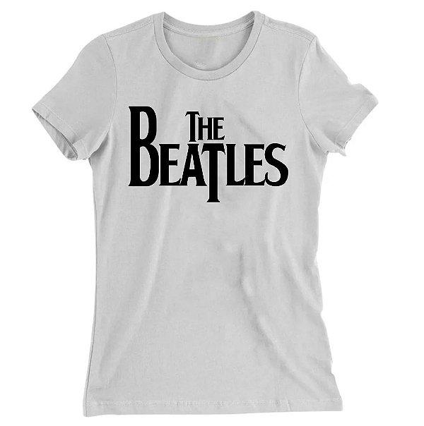 Camiseta Baby Look The Beatles