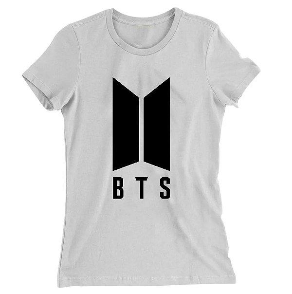 Camiseta Baby Look BTS