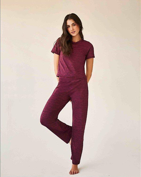 Pijama Bia mescla vinho