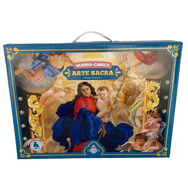 Quebra-cabeças Nossa Senhora