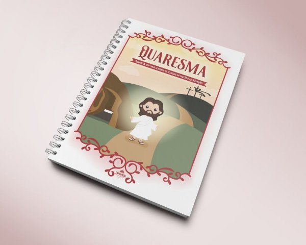 E-book da Quaresma (ARQUIVO DIGITAL EM PDF)