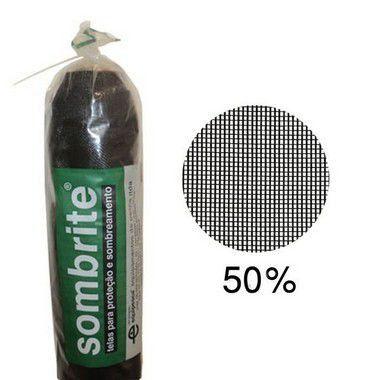 Rolo de Tela Sombrite 50% - 50 metros