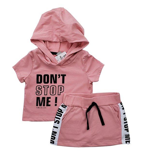 Conjunto Don't Stop Me - TMX - TAM. 4/8/10/12 - REF.: 2227