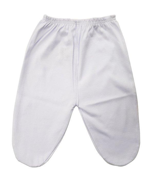 Mijão branco prematuro de malha - PP - Ref.: 95010