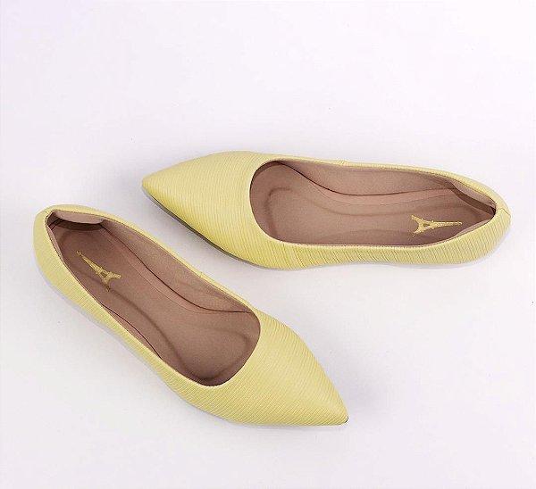 Sapatilha Modern Amarela