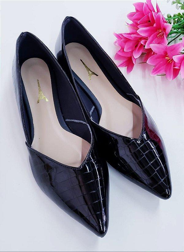 Sapatilha Black Super Confort