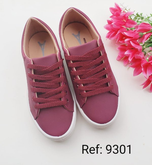 Tênis Red Casual Confort