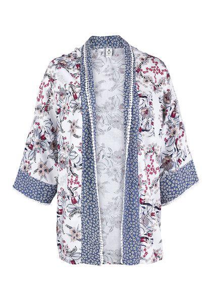 Kimono Feminino Estampado