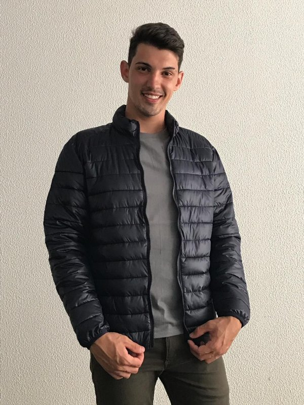 Jaqueta Masculina Em Soft