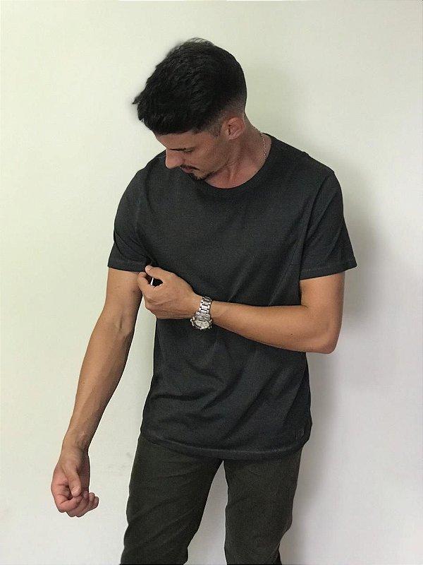 Camiseta Masculina Manga Curta