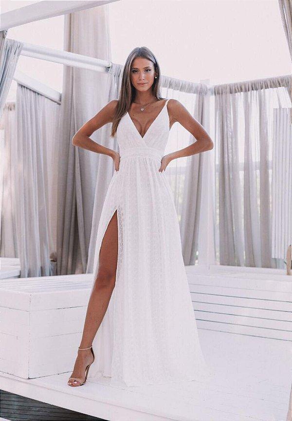 Vestido Lilian Off-White
