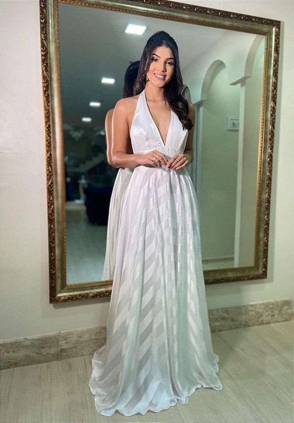 Vestido Maya Branco