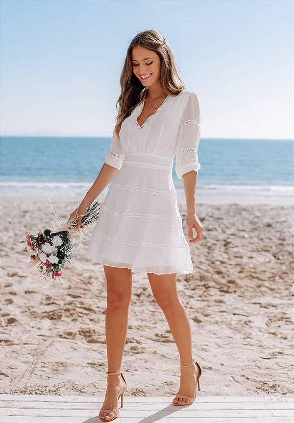 Vestido Loren Off-White