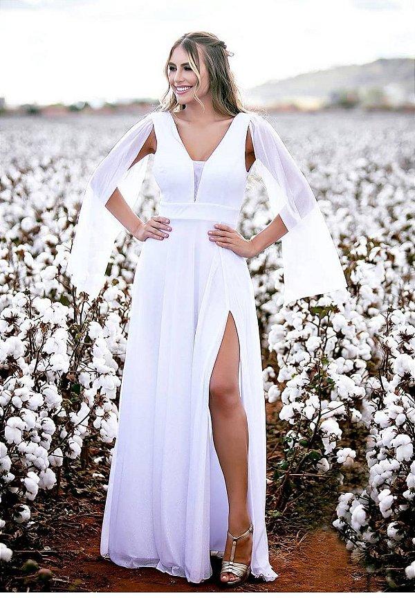 Vestido Grecia Branco