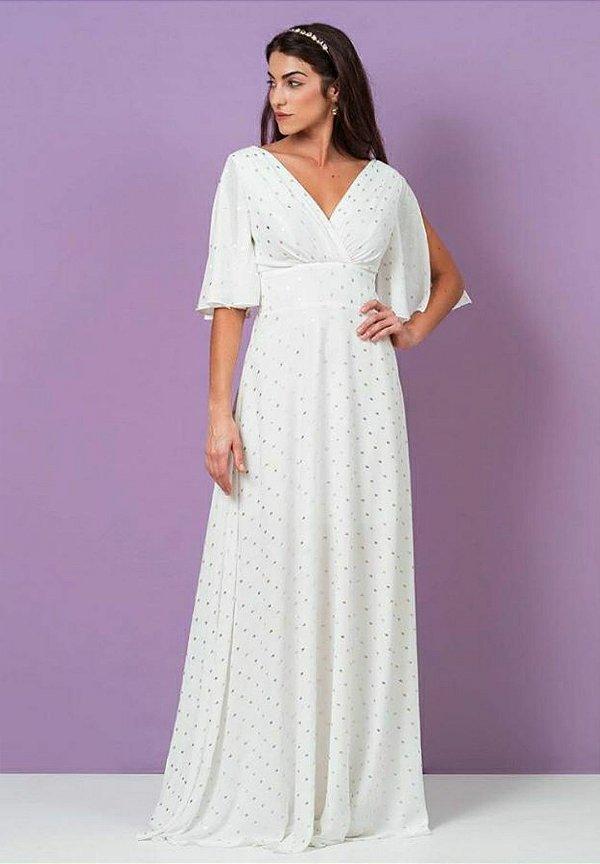 Vestido Pietra Branco