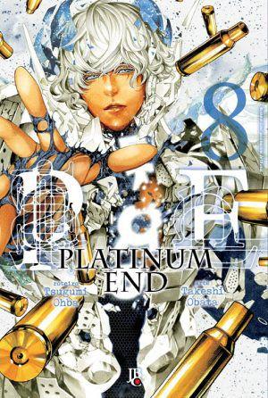 [PRÉ-VENDA] Platinum End 8