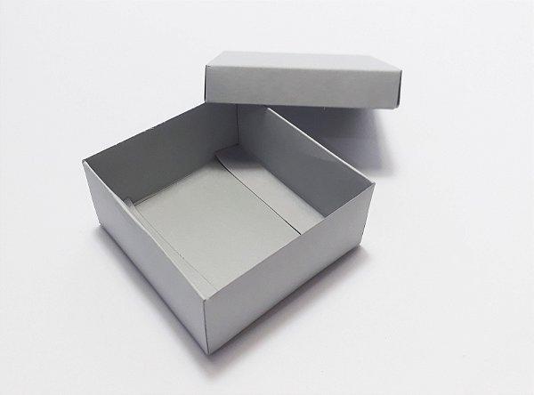 Caixa para 04 doces toda em papel c/20 unidades