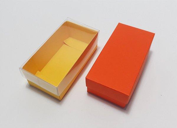 Caixa para 02 doces pct c/20 unidades