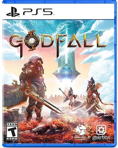 Game Godfall - PS5